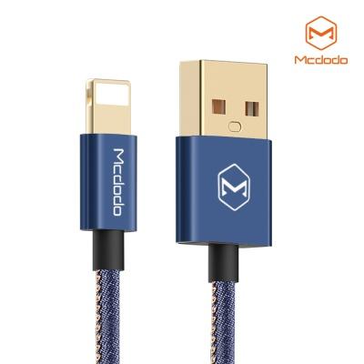 [Mcdodo] DENIM 고속충전 라이트닝 아이폰 케이블