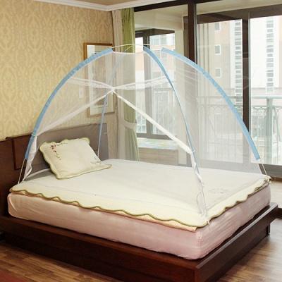 원터치 텐트형 모기장 여름모기장 캠핑용 침대모기장