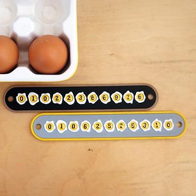 계란후라이 주차알림판