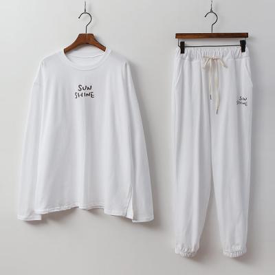 [Set] Sun Tee + Jogger Pants