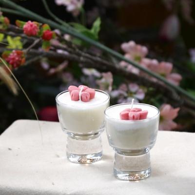 미니 시그니처 벚꽃 캔들 50g