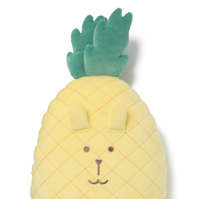 크래프트홀릭 PINEAPPLE RAB CUSHION