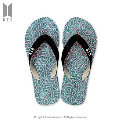 [BTS 공식라이센스] BTS IDOL FlipFlops 004