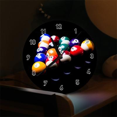 ng182-LED시계액자25R_당구02