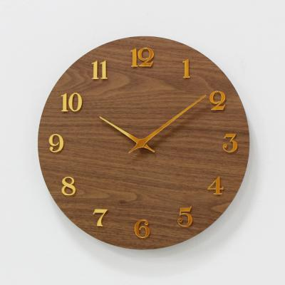 (khyn004)저소음 우드디자인시계 (숫자)