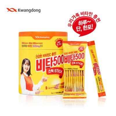 광동제약 비타500스틱 (2g*100포)