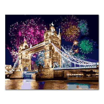 DIY 페인팅 런던의 불꽃축제 PH88 (50x40)