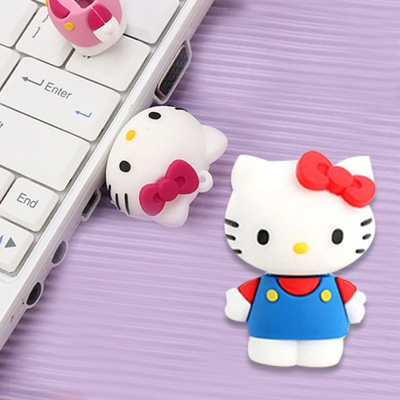 헬로키티 3D 캐릭터 USB 메모리 64GB