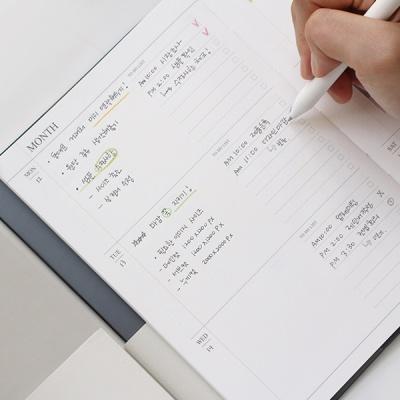2020 오피셜 다이어리 (주간/만년/25절)