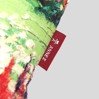 빨강머리앤 명화 쿠션커버 45x45cm 그린