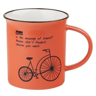 자전거머그11(오렌지)