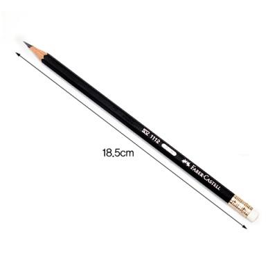 12p 블랙파버 B 지우개 연필