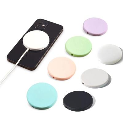 아이폰12 시리즈 맥세이프 무선충전기 실리콘 케이스