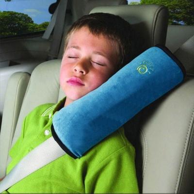 차량용 안전벨트 커버 쿠션 푹신한 베게형 벨트쿠션