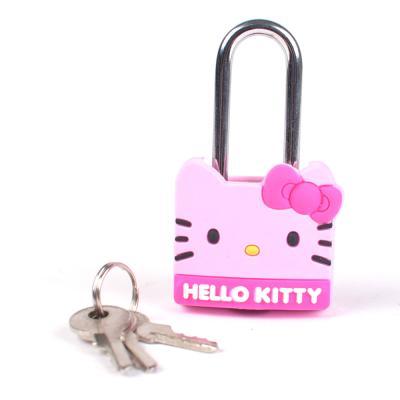 헬로키티 말랑자물쇠