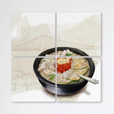 ib465-멀티액자_부산돼지국밥