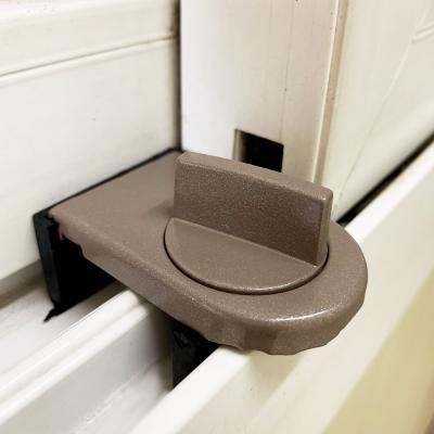 시바타 창문잠금장치 베란다 방충망잠금