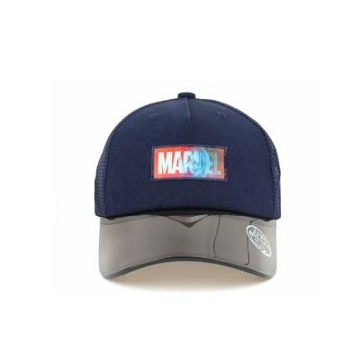 마블 홀로그램 UV투명캡