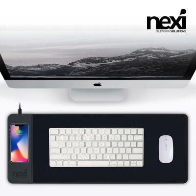 (NEXI) 넥시 고속무선충전 마우스 장패드 (NX1188)