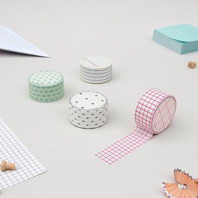 [썩유케이] 메모지 디자인 종이 마스킹 테이프