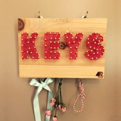 키고리 KEYS 스트링아트 만들기 패키지 DIY