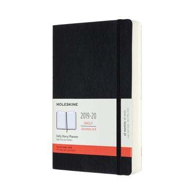 몰스킨 2020데일리(18M)/블랙 소프트 L