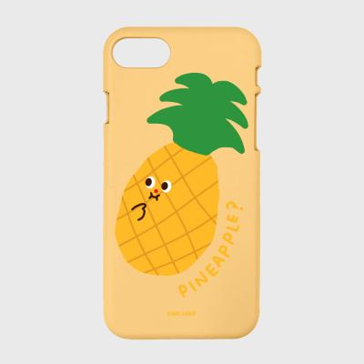 Im pineapple-yellow(color jelly)