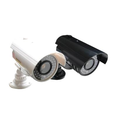 카메라형 CCTV 모형 카메라 1개(색상랜덤)