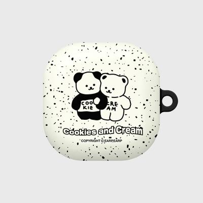 Cookie cream-ivory(버즈라이브 하드)