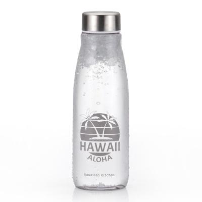 하와이안키친 트라이탄 1리터 물병 1P(그레이)