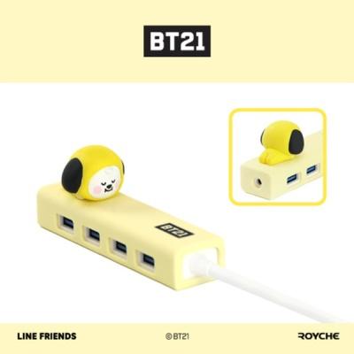 BT21 피규어 USB 3.0 허브