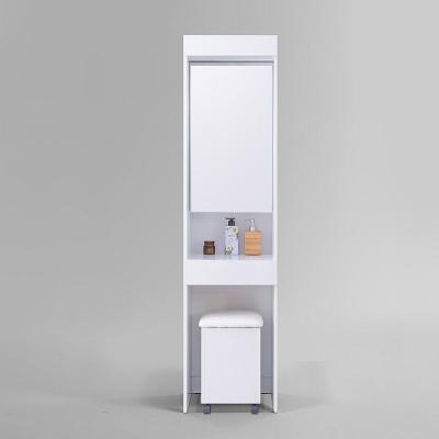 노일리 키큰 전신 거울 화장대 의자 포함 (착불)