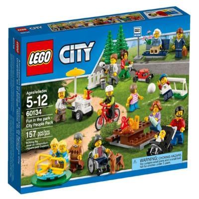 LEGO / 레고 시티 60134 즐거운 공원 - 시티피겨 팩