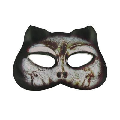 호러 고양이마스크