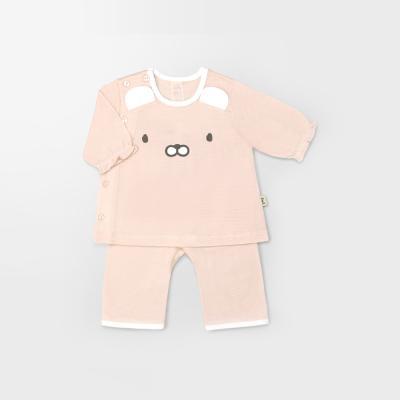 [메르베] 토리 신생아 7부 아기내복/내의/유아실내복