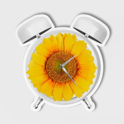 nz091-인테리어벽시계_해바라기시계