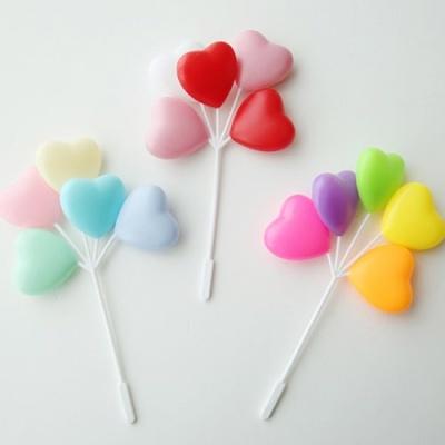 Heart Balloon Pick 하트벌룬픽