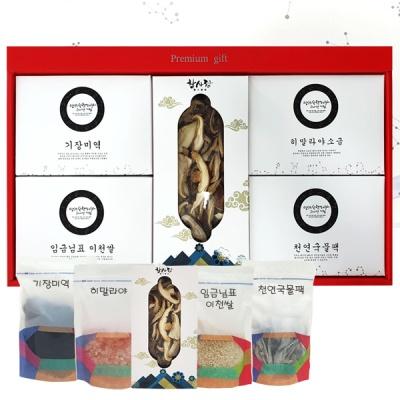 [Premium Gift] 임금님표 이천쌀 정성가득 3호