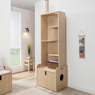 이홈데코 헤이즈 600 계단형 고양이 화장실(일반)