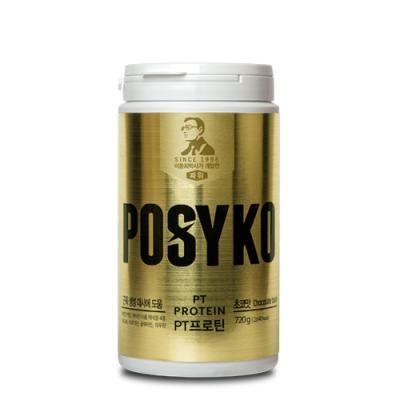 [파시코] PT프로틴 초코맛 720g/흔들컵 증정