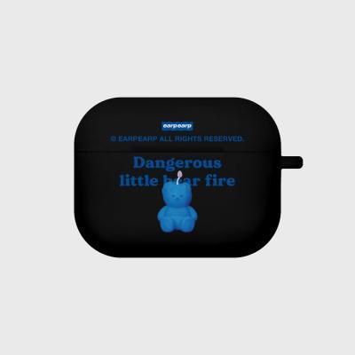 Little fire covy-black(에어팟프로 젤리)