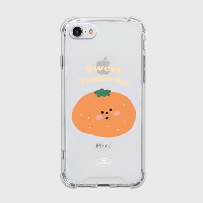 sweet tangerine [탱크투명 폰케이스]