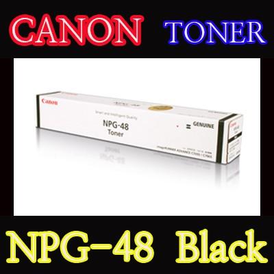 캐논(CANON) 토너 NPG-48 / Black / NPG48 / iR ADV C7055 / iR ADV C7065 / iR ADV C7260 / iR ADV C7270 / iRADVC7055 / iRADVC7065 / iRADVC7260 / iRADVC7270