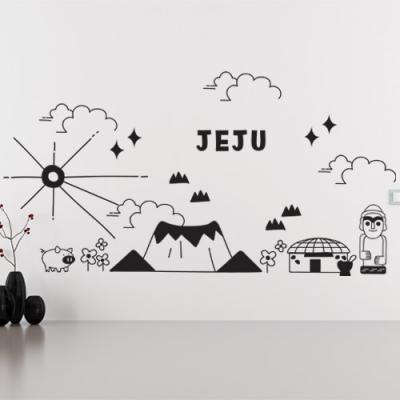 cg726-제주도풍경_그래픽스티커