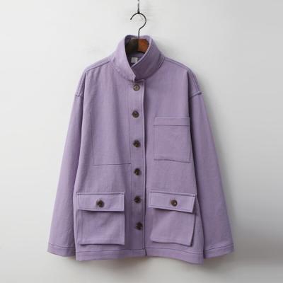 Stitch Military Jacket
