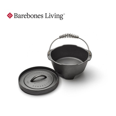 [BAREBONES LIVING] Dutch Oven 10 inch