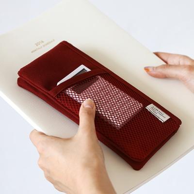 메쉬 포켓 펜슬 파우치  ver.2