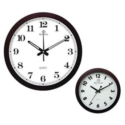 [로제르] 베이직우드벽시계 (중) 320mm [개/1] 282930