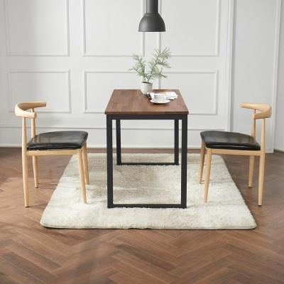 포스티 식탁 세트B 1200 + 의자 2개포함