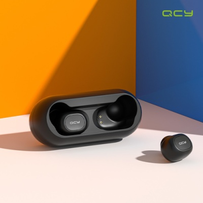 QCY T1C TWS 블루투스이어폰 5.0 국내정품